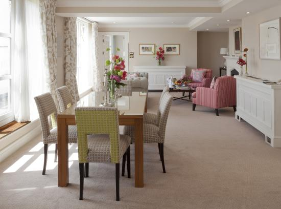 The Merrion Hotel: The Penthouse Suite, Living Room