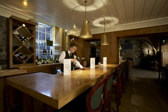 The Merrion Hotel: The Cellar Bar