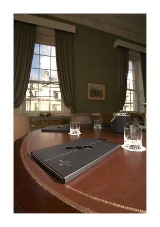 The Merrion Hotel: The Waterloo Room