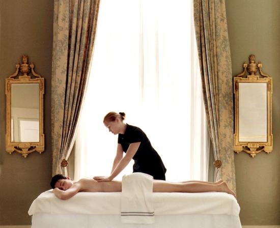 The Merrion Hotel: The Tethra Spa