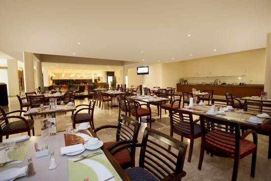 Fiesta Inn Reynosa: Cafe La Fiesta Restaurant
