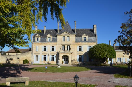 Virsac, Frankrig: Château Julie