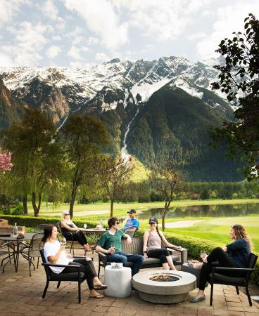 Best Patio in Whistler and Pemberton