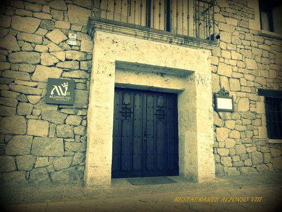 imagen Restaurante AlfonsoVIII en Atienza