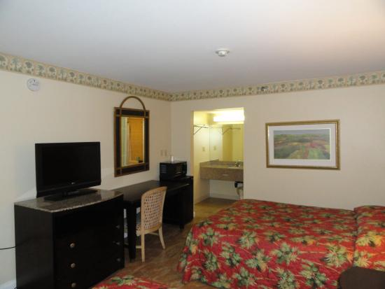 Сисайд-Хайтс, Нью-Джерси: Two Queen Beds Amenities
