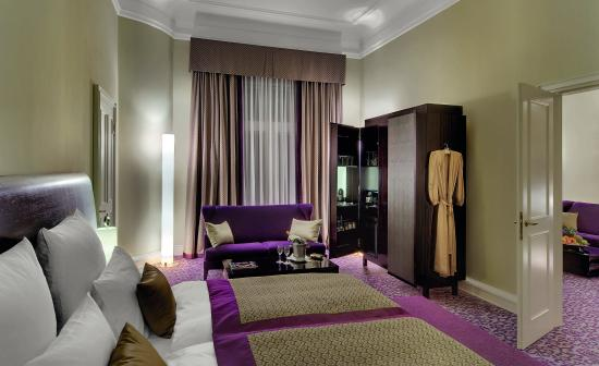 Hotel Atlantic Kempinski Hamburg: Superior Suite Lake View