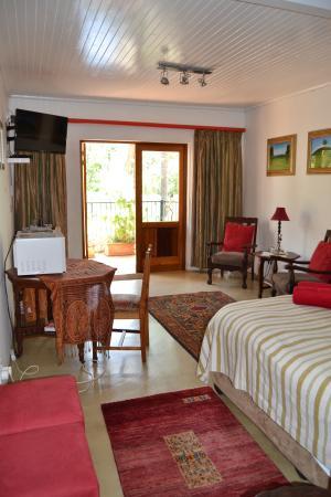 The Bushbaby Inn : Bedroom 5