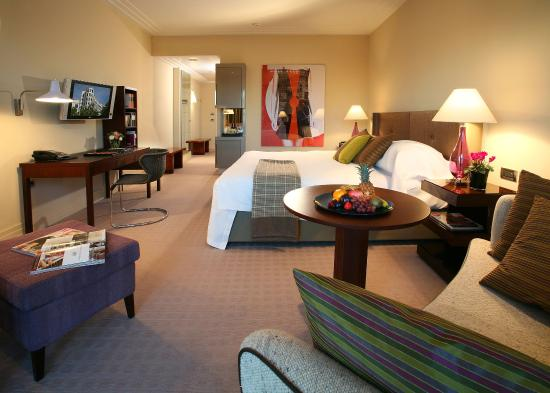The Charles Hotel: Deluxe Room