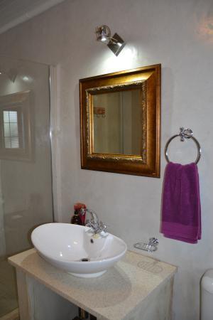 The Bushbaby Inn : Bathroom