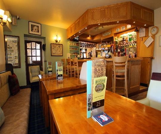 The Boatside Inn: The Bar