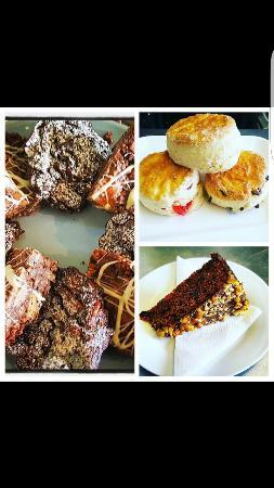 Ardglass, UK: Sweet treats