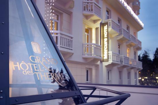 Mercure Brides les Bains Grand Hotel des Thermes