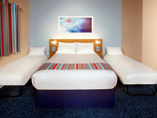Travelodge Bath Central: Family Room