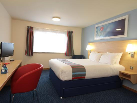 Barrow-in-Furness, UK: Double Room