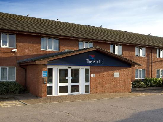 Barrow-in-Furness, UK: Travelodge Exterior