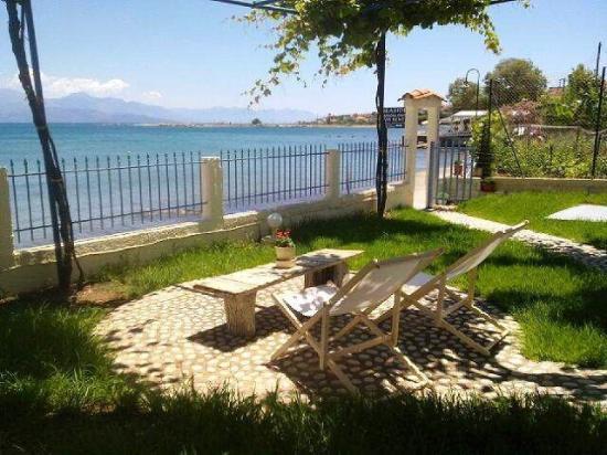 Petalidi, Grecia: Seaside Bungalows