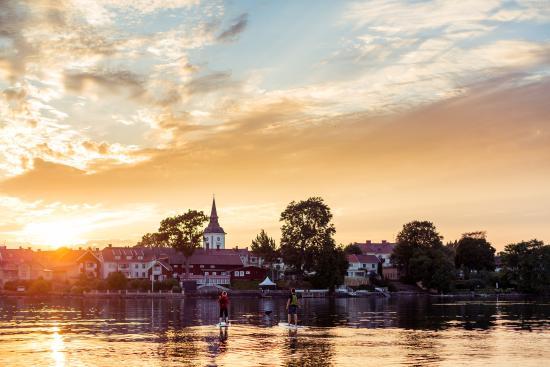 Hjo, Suecia: Photo: Jesper Anhede