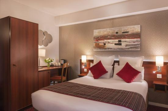 Issy-les-Moulineaux, Francia: Standard Room
