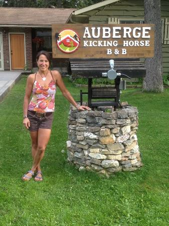 Auberge Kicking Horse B&B: Book direct and save