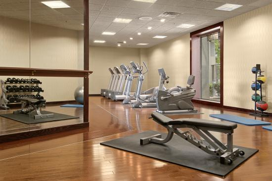 Red Lion Hotel Boise Downtowner: Fitness Center
