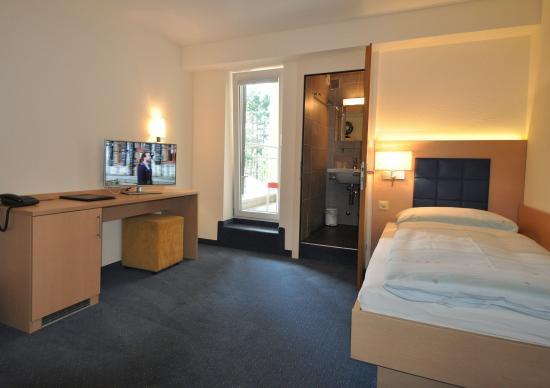Horw, Schweiz: Single room