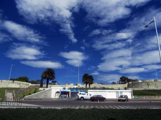 Fuerte de Guadalupe : Форт