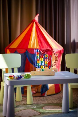 Kalajoki, Finlandia: Hotellistamme löytyy leikkitila lapsille