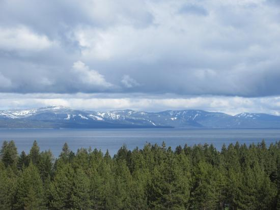 Hard Rock Hotel Lake Tahoe View From Room 12th