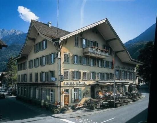 Wilderswil, Suiza: Hotel Exterior