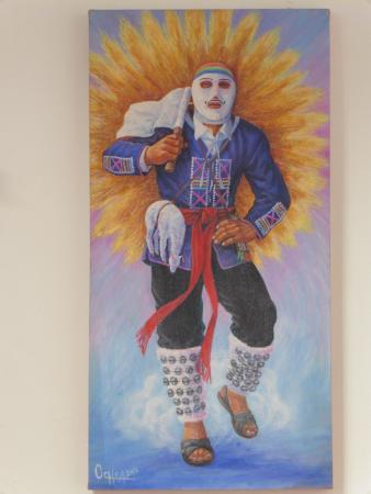 Wilkamayu Hotel: décoration