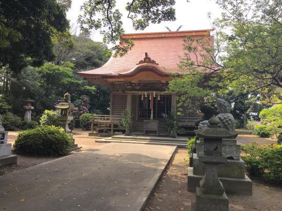 Ichinomiya Shrine