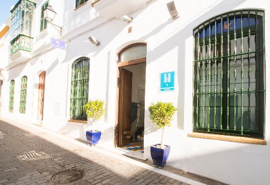 Casa Alborada: Fachada Principal