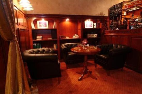 Grotthuss Hotel: Bar/Lounge