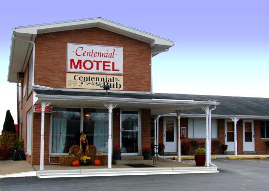 Centennial Motel: Welcome