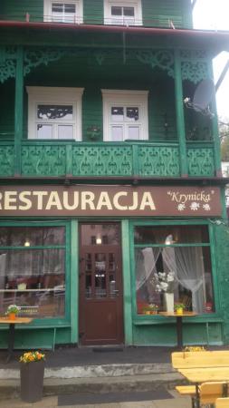 Restauracja Krynicka
