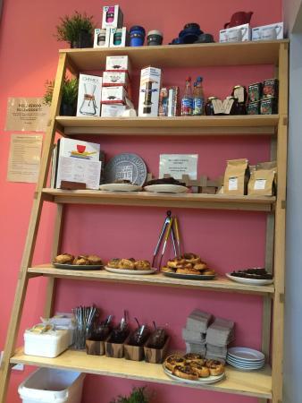 Hrabstwo Dublin, Irlandia: Pastries