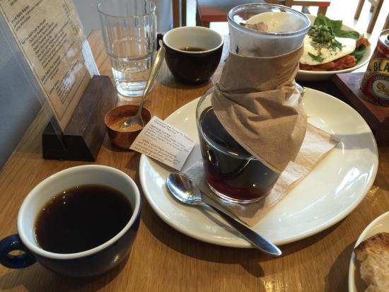 Hrabstwo Dublin, Irlandia: AWESOME coffee