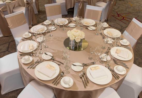 Λαφαγιέτ, Ιντιάνα: Lafayette Grand Ballroom - Wedding Reception