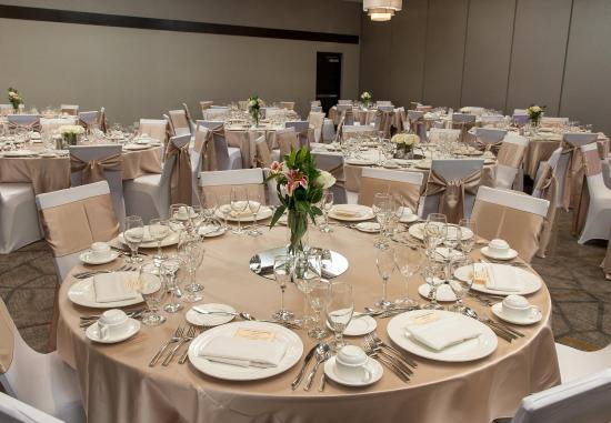 Λαφαγιέτ, Ιντιάνα: Wedding Reception