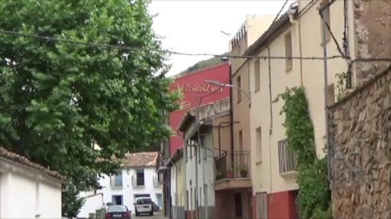 El Encanto del Moncayo: Calle donde se encuentra