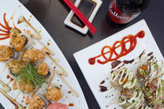 Raw Fusion : Sushi and Beer