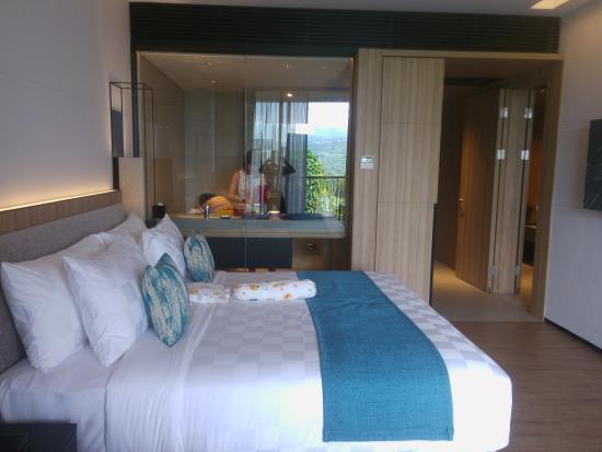 Royal tulip gunung geulis resort and golf our room