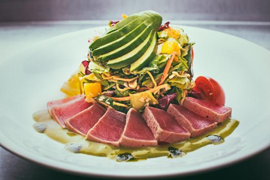 Tukwila, Waszyngton: Ahi Tuna Salad