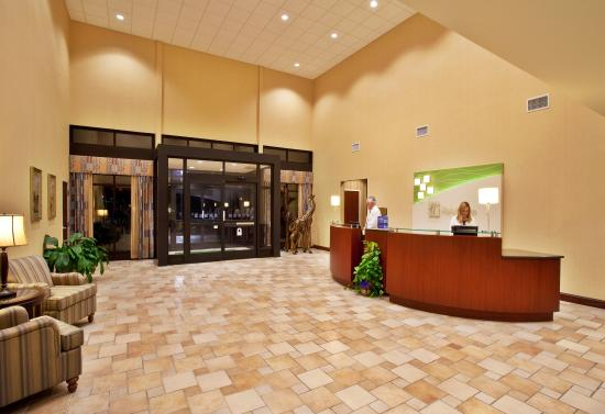 Quincy, IL: Hotel Lobby