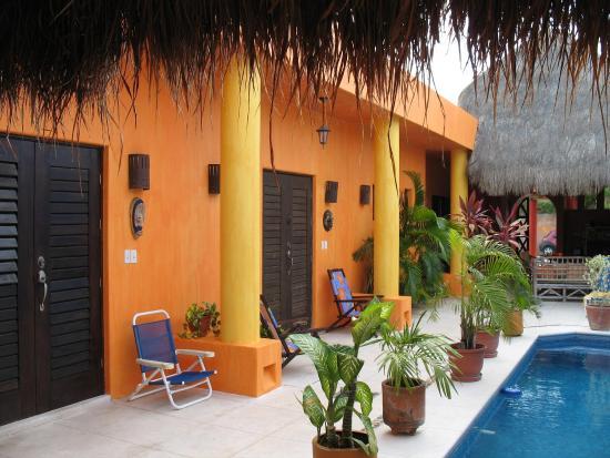 كاسيتا دي مايا بوتيك أوتيل: Pool