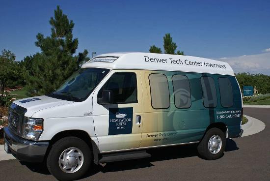 Englewood, CO: Shuttle Van