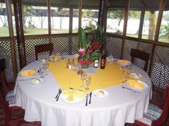 La Baula Lodge : Interior