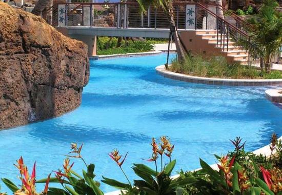Marriott's Aruba Surf Club: Lazy River Pool