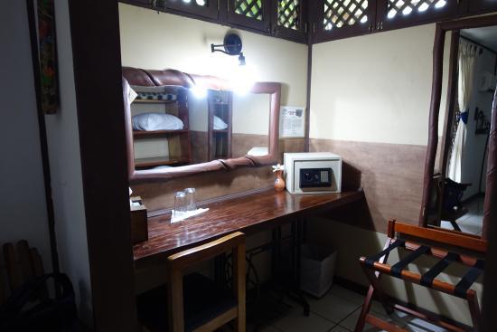 La Virgen, Costa Rica: Small alcove inside La Quinta Room