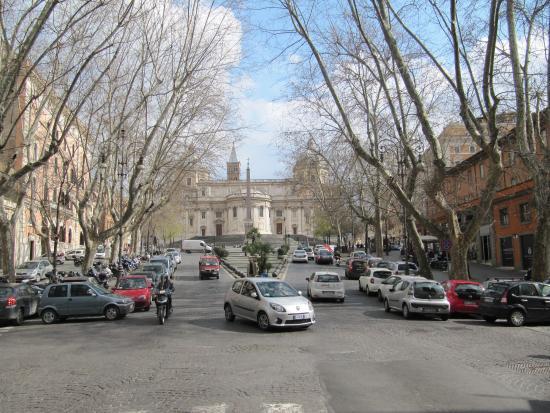 Piazza dell'Esquilino
